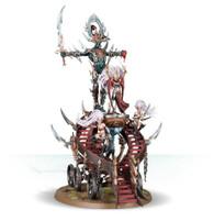Hag Queen on Cauldron of Blood