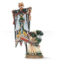 Dark Angels Banner Bearer