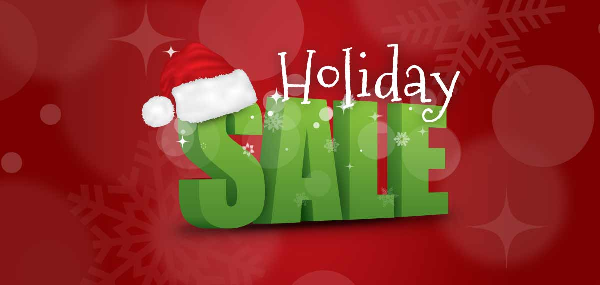 Holiday Sale at NewLeaf. Save Up to $100!