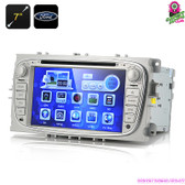 """Echobird""  Car DVD Player (for Ford) - 7"" Touchscreen 2DIN Bluetooth GPS 1080p"