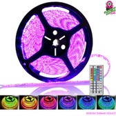 """Iroray"" LED Light Strip - 72W 300x RGB Multicolour 5meters Waterproof IR Remote"
