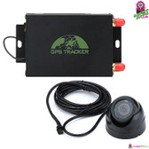 """Riffwire Pro"" Vehicle GPS Tracker with Remote - Real-time GPS & LBS Tracker"
