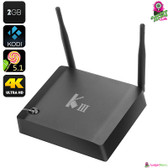 """Digination"" K3 Smart TV Box - 4K 2K Output Quad-core CPU Kodi Miracast DLNA"