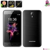 """Luxford"" HomTom HT3 Smartphone (Onyx) - 5"" HD Screen 4G Quad-core 2GB 3000mAh"
