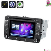 """Royal Legend"" Car DVD Player - 7"" Touchscreen 2DIN Bluetooth 3G GPS WiFi TV"