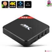 """Commandroid"" Smart TV Box - Ultra HD 4K x 2K A53 Processor 2GB Kodi Airplay"