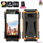 """RhinoX 10"" Rugtel Rugged Smartphone - 4.5"" IPS Display 4G Quad-core CPU 2GB"