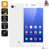 """Lenovo"" ZUK Z2 Smartphone (White) - 5"" 2.5D Arc screen 4G Quad-core CPU 4GB"