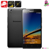 """Lenovo"" K3 Smartphone (Black) - 5"" HD Screen 4G Quad-core 1GB Dual Sim"