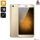 """Euphenia"" UMI London Smartphone (Gold) - 5"" IPS Dual Glass Screen Quad-core 1GB"