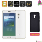 """Lenovo"" ZUK Z2 Smartphone (White) - 5.2"" HD Screen 4G Quadcore 6GB Ram Dual Sim"
