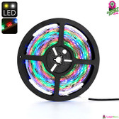 """Iroray"" LED Light Strip - 5050 SMD LED RGB Waterproof Automatic Colour Change"