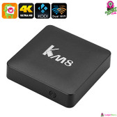 """Ironbank"" KM8 Smart TV Box - 4K Quad-core CPU 2GB Ram WiFi (Android 6.0)"