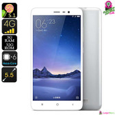 """Xiaomi"" Redmi Note Pro (Silver) - 5.5"" IPS Display  4G Hexa-core CPU 3GB Ram"