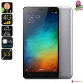"""Xiaomi"" Redmi Note Pro (Gray) - 5.5"" IPS Display  4G Hexa-core CPU 3GB Ram 16MP"
