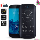 """DoubleMagic"" Yotaphone 2 - Unique Dual Display 5"" FHD Screen + 4.7"" E-ink"