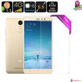 """Xiaomi"" Redmi Note 3 Pro (Gold) - 5.5"" IPS Screen 4G Hexa-core 2GB Ram 16MP"