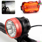 CREE Bike Light Set
