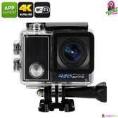 Ultra-HD 4K Action Camera (Black)