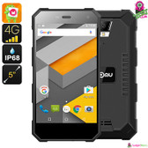 NOMU S10 Rugged Android Phone (Black)