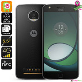 Levnovo Moto Z Play XT1635 Phone (Black)