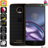 MOTO Z XT1650 Android Smartphone (Black)