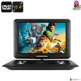 15.4-Inch Portable EVD / DVD Player