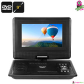 9-Inch Portable EVD / DVD Player