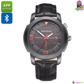 Foxwear Y22 Sports Watch (Black)