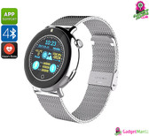 """Datacell S""Bluetooth Smart Watch EXE C7 - Pedometer, Sleep Monitor, Touch Screen"