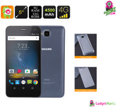 Android Smartphone Uhans H5000 - Android 6.0, 4G, Dual-IMEI, Quad-core CPU
