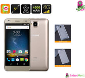 Android Phone Uhans H5000 - 5 Inch IPS Display, 720P, Dual-IMEI, 4G