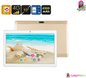 """Highspark"" 10"" Tablet PC - 4G, Dual SIM, Android 6.0, Quad Core CPU, 2GB Ram"