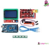"""Arduino"" 3D Printer Controller Kit - Mega 2560 Board, 3D Printer Controller"