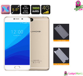 UMIDigi C Note Smartphone (Gold) - Quad-core CPU, 3GB Ram, 4G, 13MP Cam