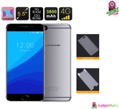 UMIDigi C Note Smartphone (Grey) - Quad-core CPU, 3GB Ram, 4G, 13MP Cam