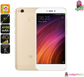 Xiaomi Redmi 4X (Gold) - Octa-core CPU, 2GB Ram, 13MP Cam, 4G