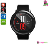 Xiaomi AMAZFIT Sports Smart Watch (Black) - GPS + GLONASS, Heart Rate Sensor