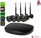 WiFi NVR Kit (Black)