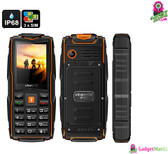 VKWorld New Stone V3 GSM Cell Phone (Orange)