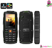 VKWorld New Stone V3 GSM Cell Phone (Green)