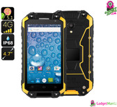 Rugged Android Phone Jeasung X8G (Yellow)