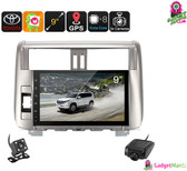 2 DIN Car Stereo Land Cruiser Prado
