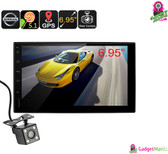 2 DIN Nissan Android Media Player