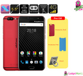 Ulefone T1 Android Smartphone (Red)