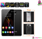 Oukitel K6000 Plus Android Phone (Black)