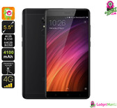 Xiaomi Redmi Note 4X Android Phone (Black)