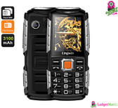 Lingwin N2 Cell Phone (Silver)