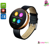 DM360 Smart Watch (Gold)
