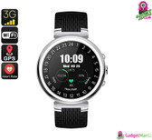IQI I6 Smart Watch Phone (2+16 Silver)